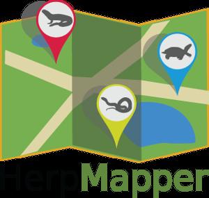 HerpMapper - Image: Herp Mapper Logo v 2 non free