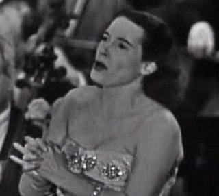Herva Nelli Operatic soprano