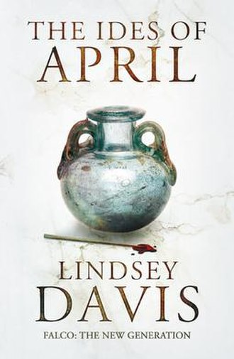 The Ides of April - Front cover of UK hardback