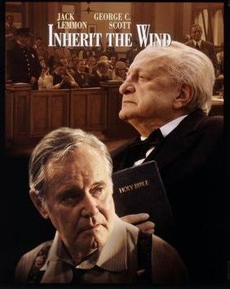 Inherit the Wind (1999 film) - DVD cover