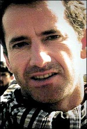 James Miller (filmmaker) - James Miller in Rafah