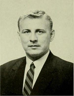 John Idzik - Idzik as Maryland assistant in 1957