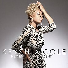 Keyshia Cole — Heaven Sent (studio acapella)