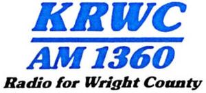KRWC - Image: KRWC AM logo