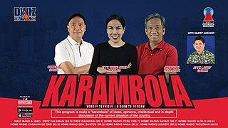 <i>Karambola</i> (radio program)