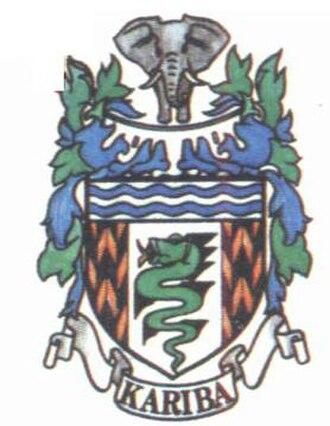 Kariba, Zimbabwe - Image: Kariba, Zimbabwe (town coat of arms)