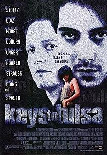 <i>Keys to Tulsa</i> 1997 film by Leslie Greif