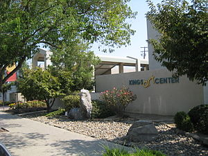 Hanford, California - Kings Art Center