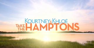 <i>Kourtney and Khloé Take The Hamptons</i>