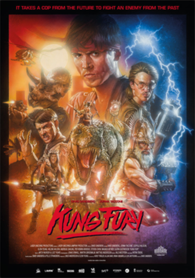 Picture of a movie: Kung Fury