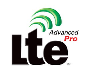 LTE Advanced Pro - LTE Advanced Pro logo