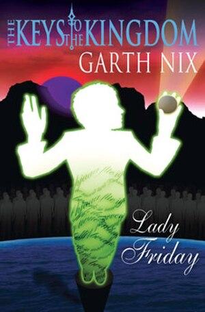 Lady Friday - Australian Cover