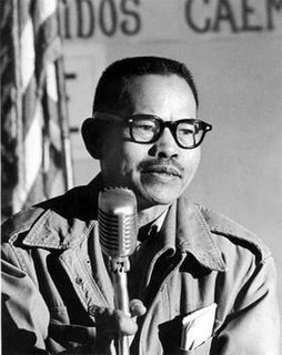 Larry Itliong American activist