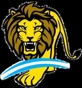 Argentina men's national field hockey team - Image: Leones argentine hockey logo