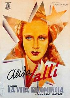 <i>Life Begins Anew</i> 1945 film