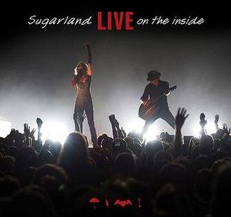 Live on the Inside - Image: Live on the Inside