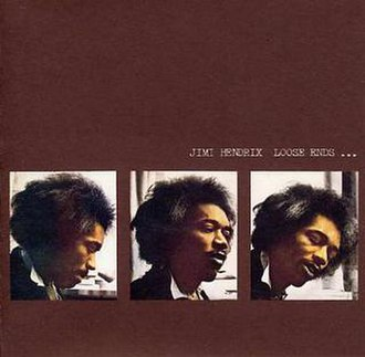 Loose Ends (Jimi Hendrix album) - Image: Loose ends japan jimi