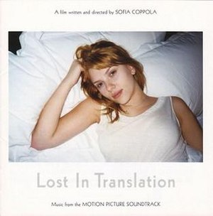 Lost in Translation (soundtrack) - Image: Lost in Translation OST alt cover