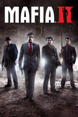 Mafia II - Image: Mafia II Boxart