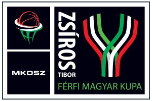 Magyar Kupa (men's basketball) - Image: Magyar Kupa Basketball logo