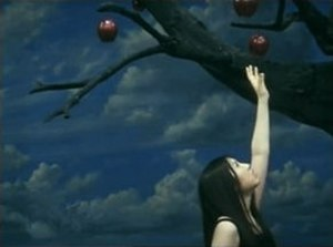 Itsu no Hi mo - Abe in the music video.