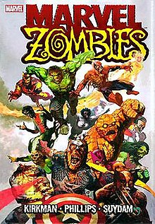 Marvel Zombies Series Wikipedia
