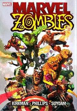 Marvel Zombies - Wikipedia