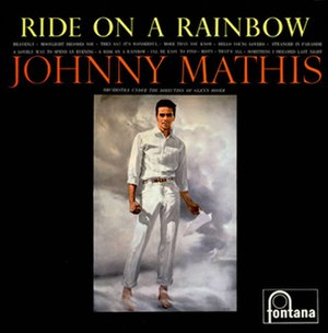 Heavenly (Johnny Mathis album) - Image: Mathis Ride