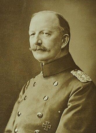 Max von Fabeck - General von Fabeck