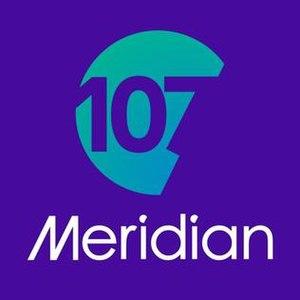 107 Meridian FM - Image: Meridian FM radio station logo