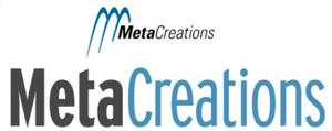 MetaCreations - MetaCreations Corporate Logo