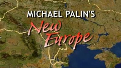 Picture of a TV show: New Europe