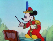 228eb014a0b Mickey in The Band Concert (1935)