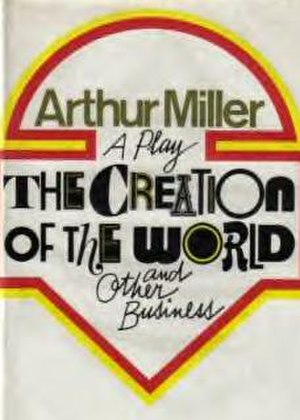 The Creation of the World and Other Business - Image: Miller Creation