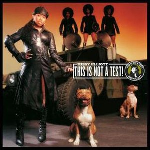 This Is Not a Test! - Image: Missy Elliott This is not a test Album