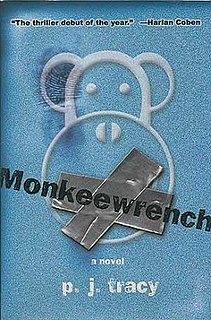 <i>Monkeewrench</i> book by P. J. Tracy