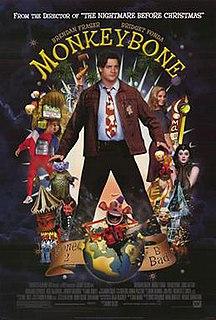 <i>Monkeybone</i> 2001 film by Henry Selick