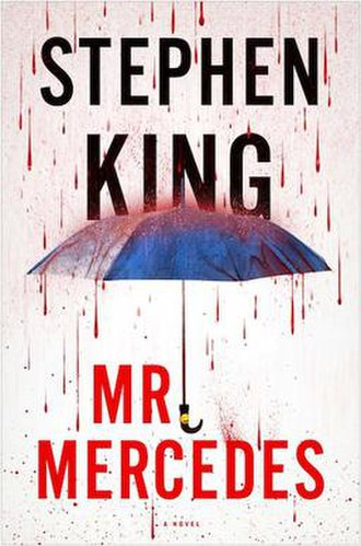 Mr. Mercedes - First edition cover