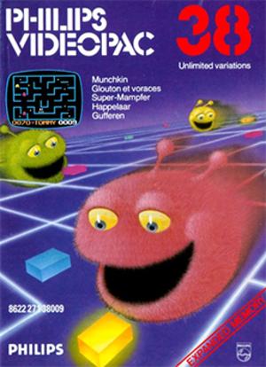 Munchkin (video game) - Image: Munchkin Coverart