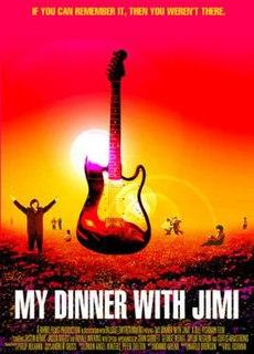 <i>My Dinner with Jimi</i> 2003 film by Bill Fishman