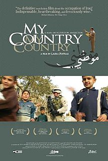 <i>My Country, My Country</i>