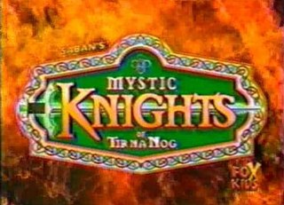 <i>Mystic Knights of Tir Na Nog</i> Television series