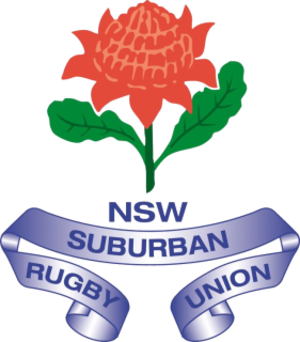 New South Wales Suburban Rugby Union - Image: NSW Suburban Rugby Union logo