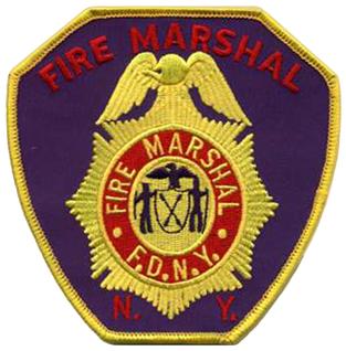NY - NYC Fire Marshal