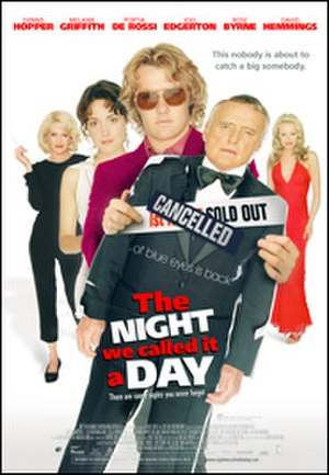 The Night We Called It a Day (film) - Theatrical release poster