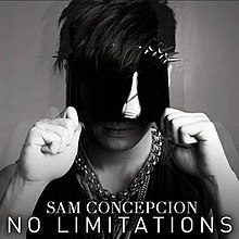 No Limitations single cover.jpg