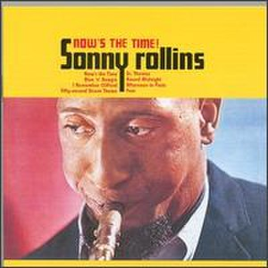 Now's the Time (Sonny Rollins album) - Image: Now's the Time (album)