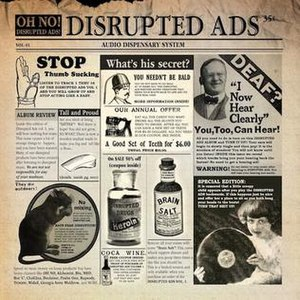 Disrupted Ads - Image: Oh No Disrupted Ads