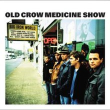 Old Crow Medicine Show Mary S Kitchen Chords