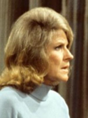 Eileen Riley Siegel - Alice Hirson as Eileen Riley Siegel